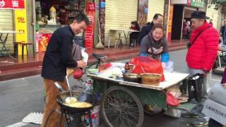 Уличный повар 西安