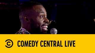 Darren Harriott's Calls Jamie Oliver A Savage | Comedy Central Live