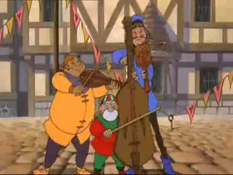 Le Jour D'Amour - Hunchback of Notre Dame II.mp4