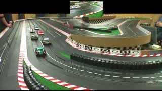 99. Lauf des Aston Martin Cups der Slotter IGO auf Carrera Digital 1:24