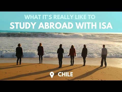 WATCH THIS BEFORE YOU STUDY ABROAD WITH ISA--CHILE