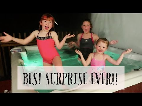 BEST SURPRISE EVER!!