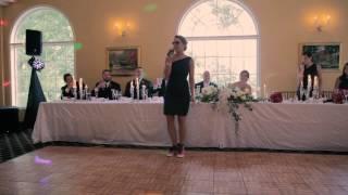 Greatest Maid of Honor Speech - Katelin Kingsley