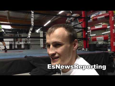 boxing champ mexican russian gradovich how he got into boxing EsNews Boxing