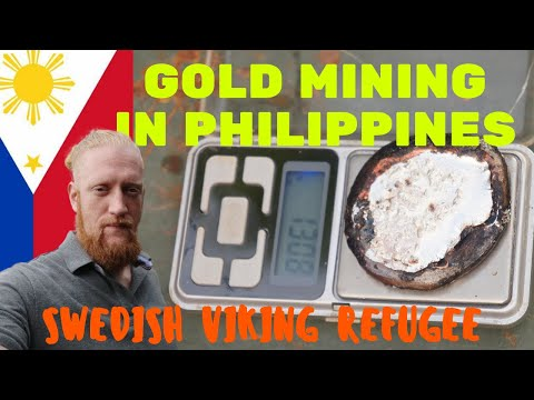 GOLD MINING IN PHILIPPINES