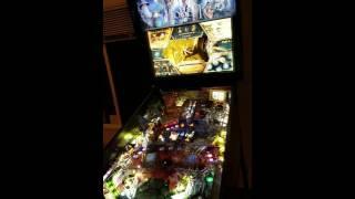 Hobbit: Smaug Gold Edition pinball multiball!