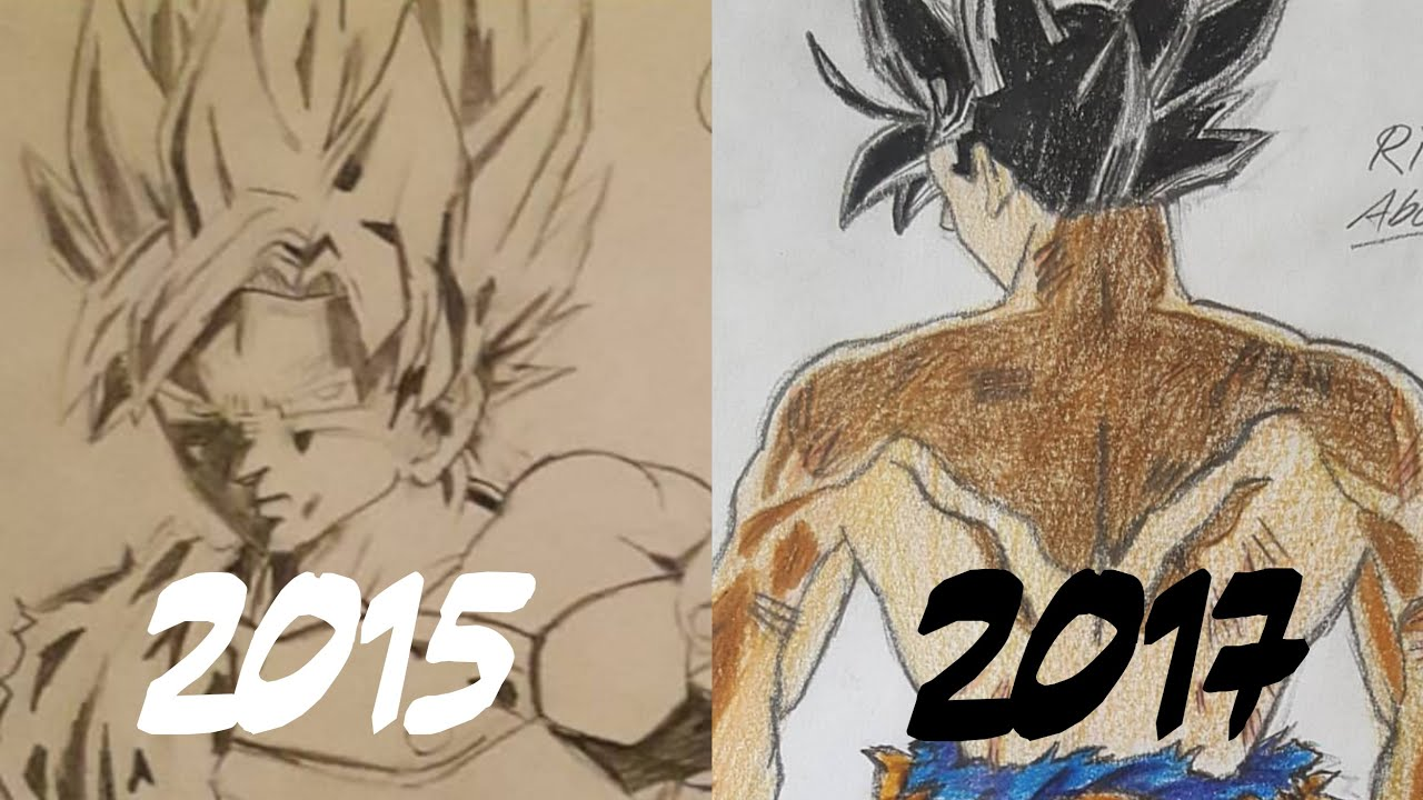 my anime drawings from 2015 2017 youtube