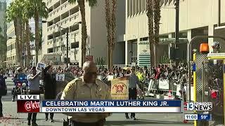 Martin Luther King Jr. Parade in Las Vegas
