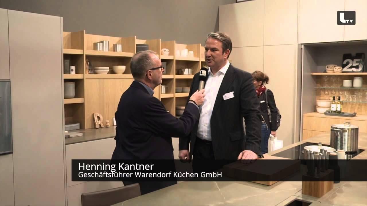 Warendorf Kuechen Imm Cologne Livingkitchen 2015 Lifestyle Tv