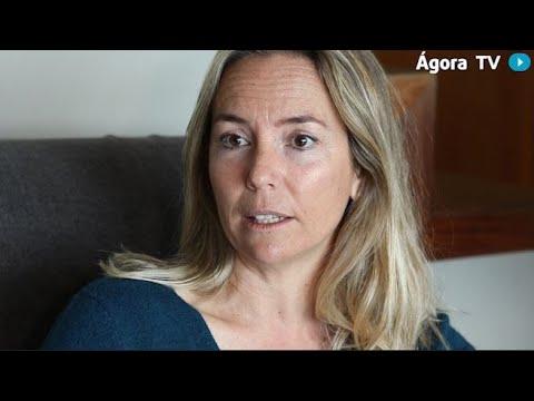 """Odile Rodríguez de la Fuente: """"Mi padre hablaba a la tribu sobre la esencia del ser humano"""""""