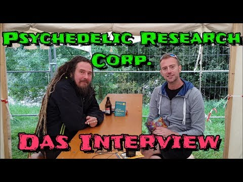 PSYCHEDELIC RESEARCH CORP. Interview@Festivalkult_2017