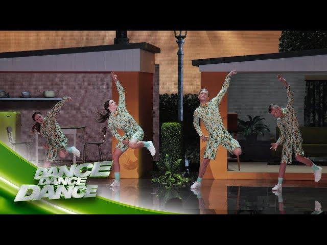 Maan & Kaj – Papaoutai (Show 3 | Dance Dance Dance 2017)