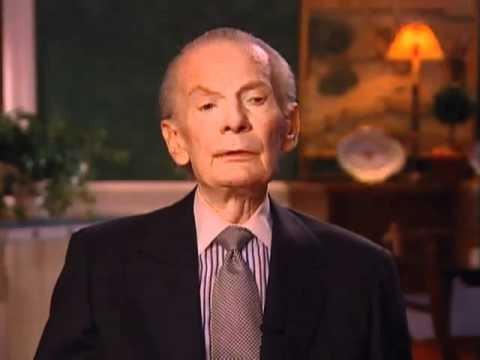 David Brinkley discusses John F Kennedys assassination - EMMYTVLEGENDS.ORG