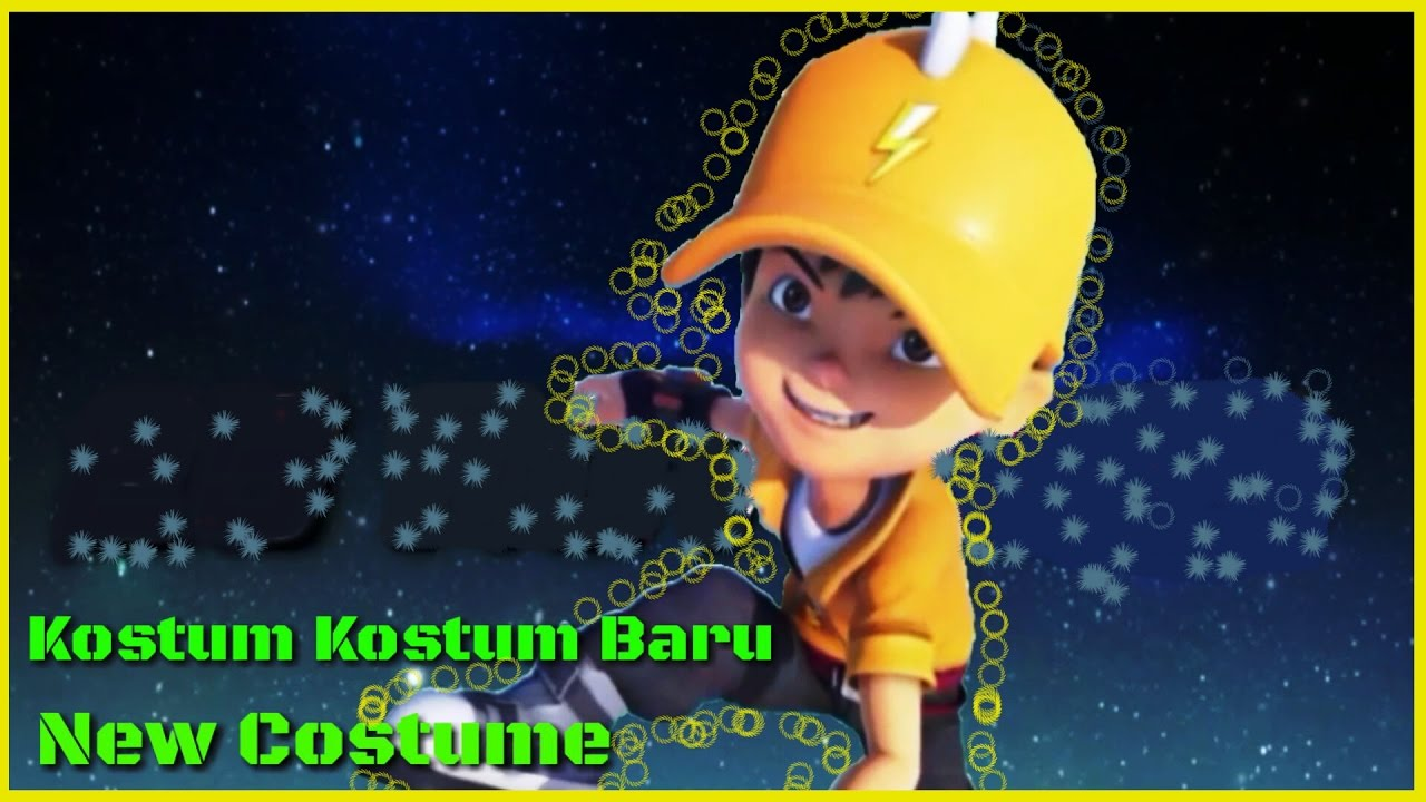 Boboiboy Galaxy New Thunderstorm Power Episode 1 25 Nov 2016 At Monsta Channel Dont Miss It