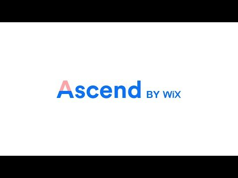 Ascend by Wix User Journey