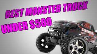 Best RC Monster Truck Under $500
