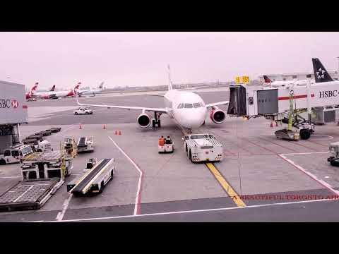 BEAUTIFUL TORONTO AIRPORT IN CANADA 2019