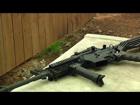Las Vegas massacre sparks gun control debate across the country