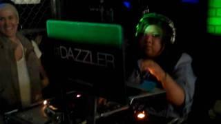 DJ Dazzler rockin