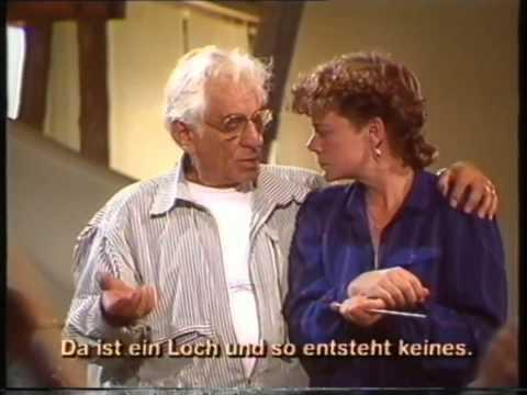 Bernstein Dirigentenworkshop Salzau 1987 Marin Alsop
