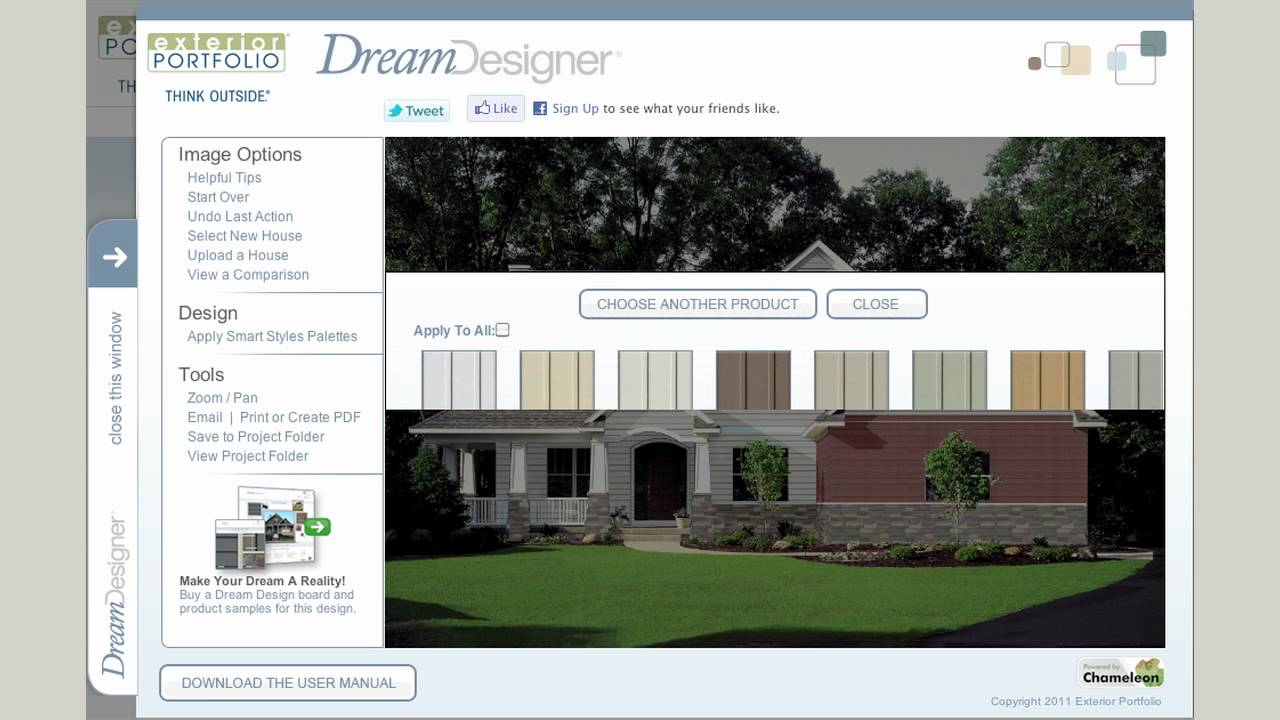 Think Outside with Dream Designer - YouTube