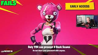 Fortnite Battle Royale Funny Moments! Epic, Fails, Troll best Highlights & Moments