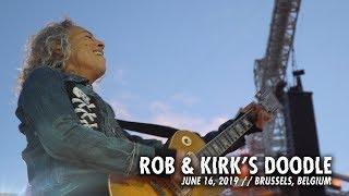 Смотреть клип Metallica - Rob & Kirk'S Doodle