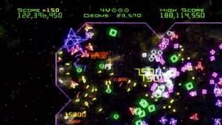 Geometry Wars: Galaxies | Theta Vartetra | 269M