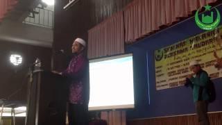 SEMINAR MAKANAN HALAL (BAHAGIAN 1) BERSAMA SAUDARA MUSLIM 2012