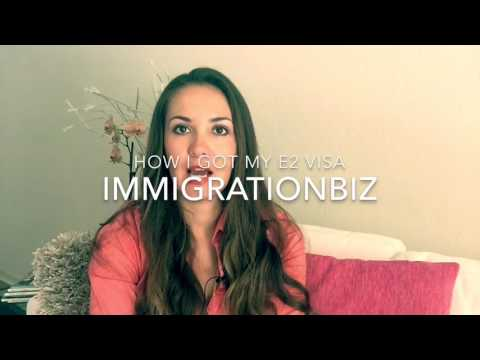 How I got my E2 Investor Visa to the USA