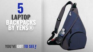 Топ-10 ієн® рюкзаки для ноутбуків [2018]: моно-ремінь ієн рюкзак, 6БП-05 (джинсовий синій)