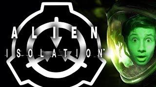 NOWA PLACÓWKA SCP? | Alien: Isolation #1