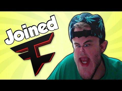 I Joined FaZe!