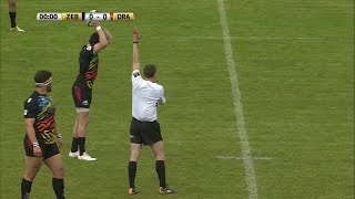 Highlights - Zebre v Dragons