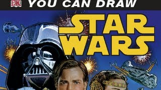 How To Draw STAR WARS  ( Speed Painting with Matt Busch )