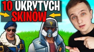 10 HIDDEN SEASON 4 SKINS IN FORTNITE!