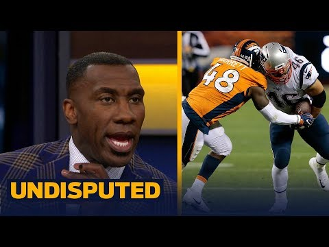 Skip and Shannon react to the Patriots beating the Broncos during Week 10 | UNDISPUTED