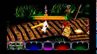 Gauntlet Legends Gameplay(Dreamcast)