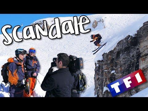 WINTERACTIVITY ep27 - SCANDALE TV - ski freeride