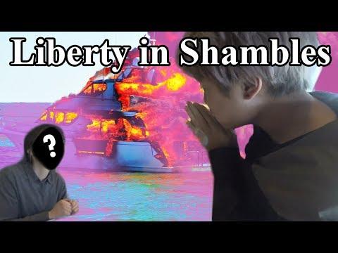 Liberty in SHAMBLES l Toast Butt Slap l Proof Foki is REAL