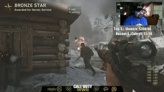 zzirGrizz - 3 clips in 1 game on WWII