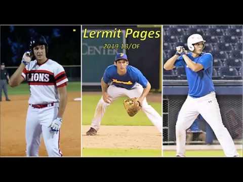 Lermit Pages (2019 1B/OF - 6'5/230 LB) **SKILLS VIDEO** The Sagemont School - Weston, Florida
