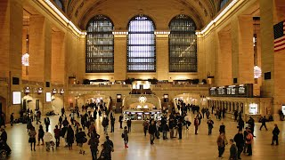 Grand Central Terminal, NYC - Spring 2010