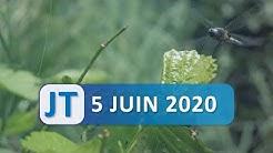 Le JT de Vélizy : 5 juin 2020