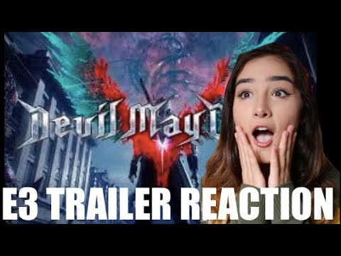 Devil May Cry 5: E3 Trailer Reaction