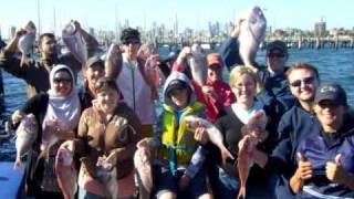 Snapper Fishing season 2008/ 2009 Melbourne Fishing Charters e