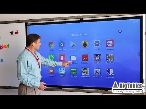 BigTablet, la importancia de la tecnología para el aula de hoy