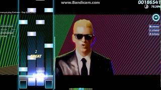 OSU! mania Eminem-Rap god กับเพลงที่ไม่คาดคิด