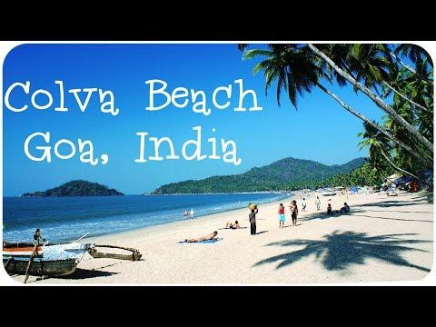 Colva Beach - Goa, India