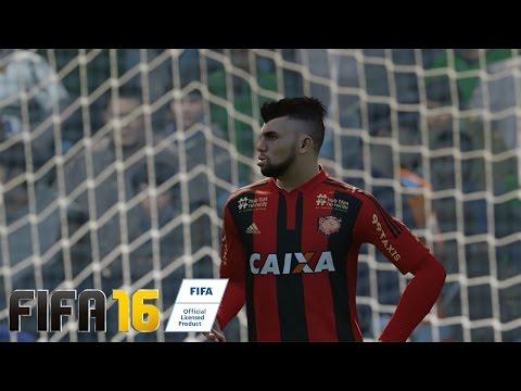 #16 - O SPORT É GIGANTE!! - [FIFA 16 - MODO CARREIRA BRASILEIRÃO]